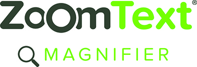 ZoomText Magnifier Logo
